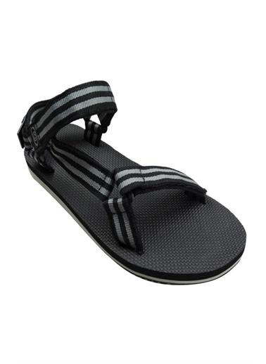 Brasileras Spor Sandalet Siyah